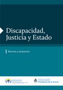 Discapacidad, Justicia y Estado N° 4