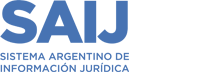 Infojus - Sistema Argentino de Informatica Juridica